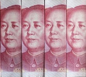 Renminbi bills