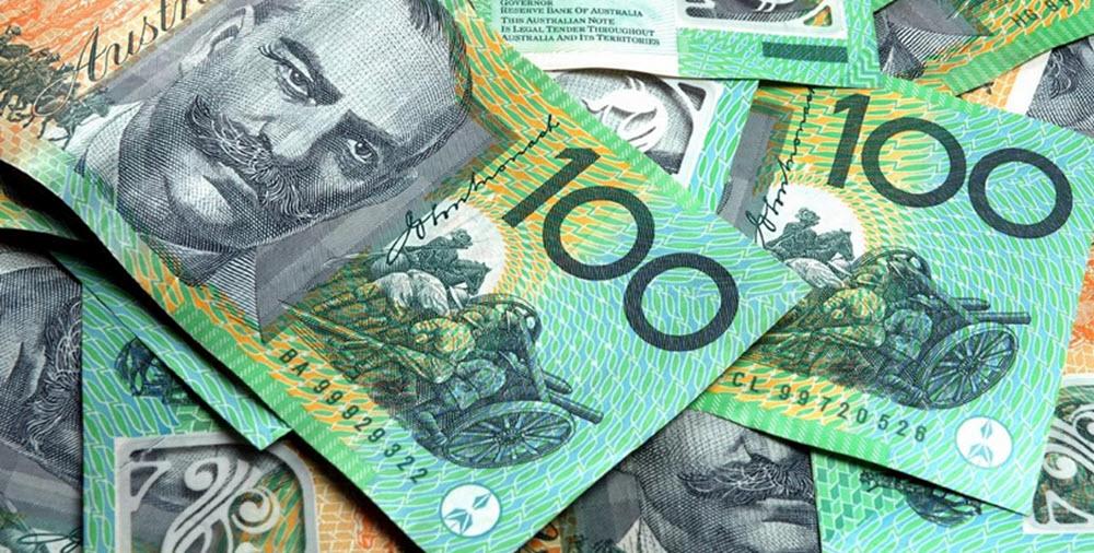 australian dollares